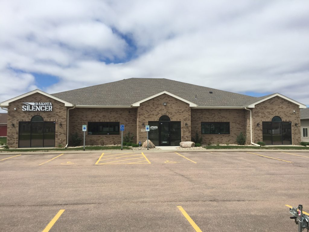 South Louise Avenue Office – Build 7511