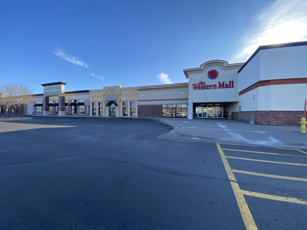Western Mall – Suite 111