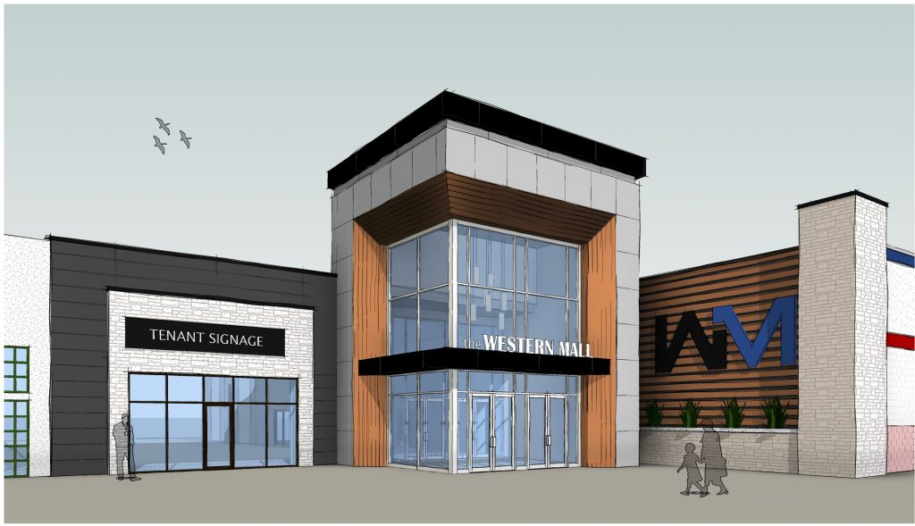 Western Mall Retail Space – Suite 9
