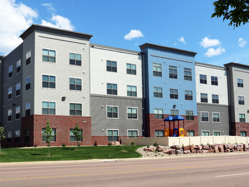 Minnesota Apartments Exterior