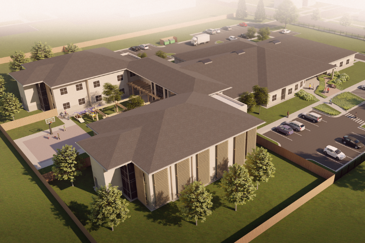 Coming Soon: A New Children's Inn Facility To Meet The Community's Growing Need