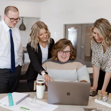 Lloyd Design Group Team working