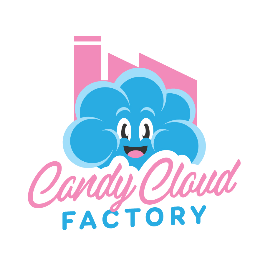 Candy Cloud Factory Logo