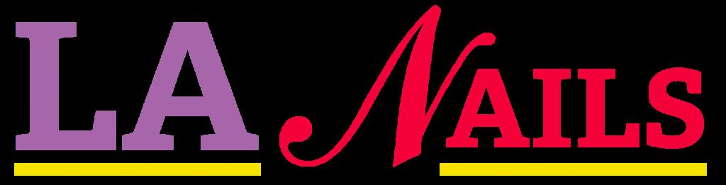 LA Nails Logo