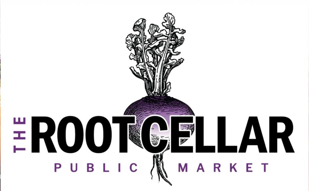 the root cellar public market logo