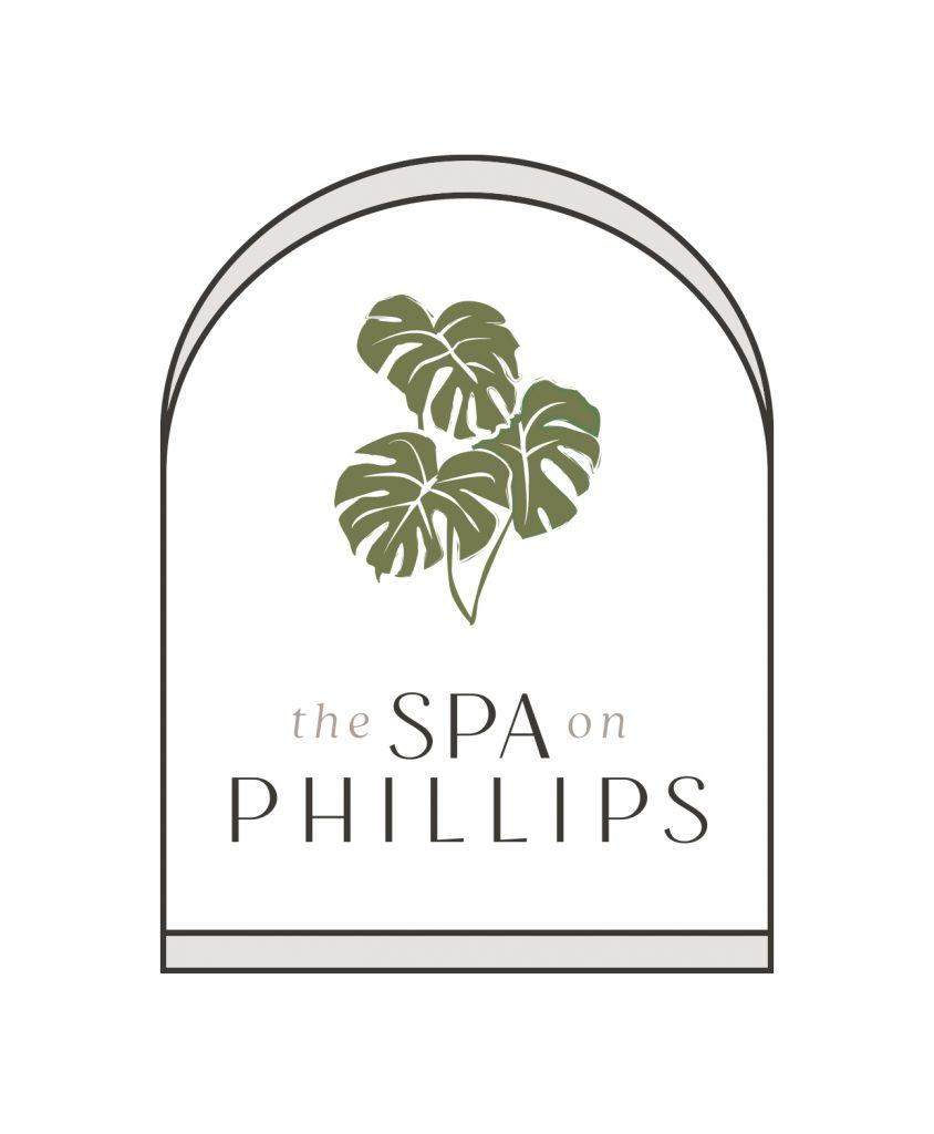 Spa on Phillips Logo