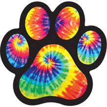 Paws in spaws logo