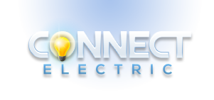connect electric logo