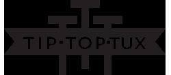 Tip Top Tux Logo