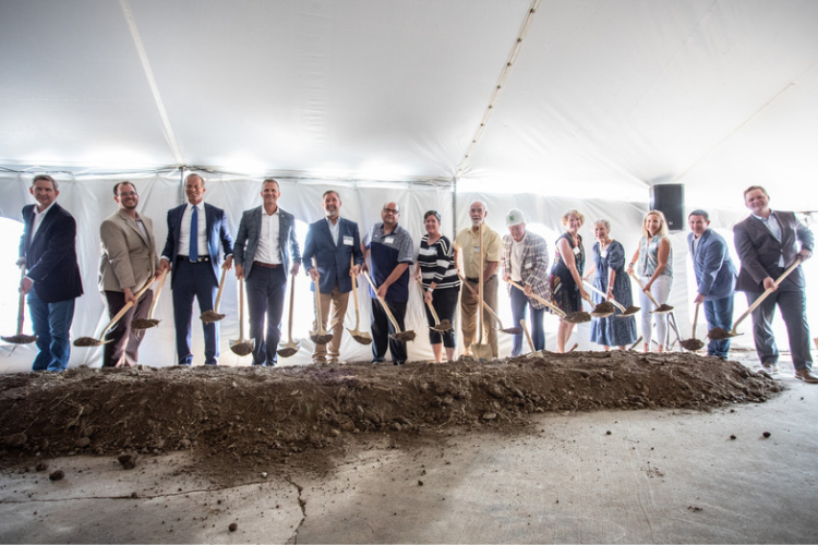 One Historical Day, Lloyd Companies Celebrates The Steel District Groundbreaking